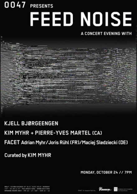 Video performance at 0047 Oslo
