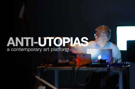 Kjell is featured in the Anti-Utopias project