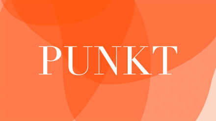 September 4th - 2014 at PUNKT festivalen: